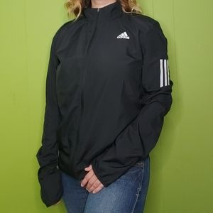 NWT Adidas Reflective Wibdbreaker